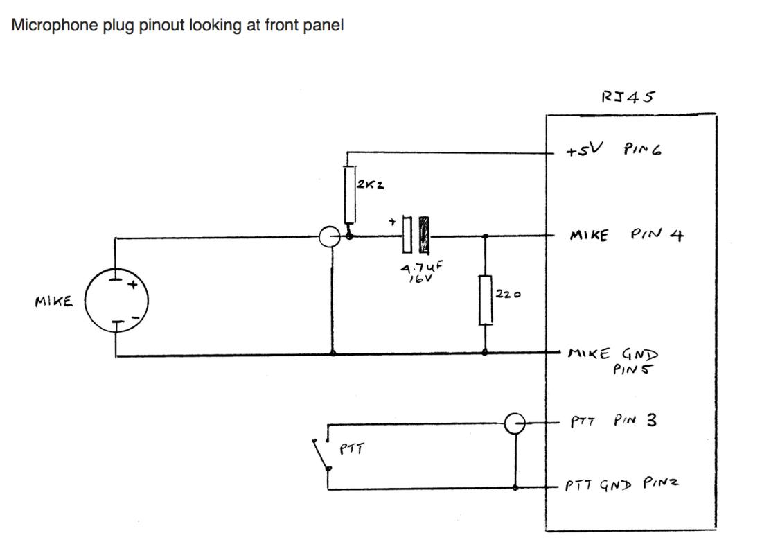 Electret Circuit